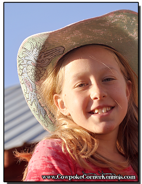 Cowgirl-hat 0299