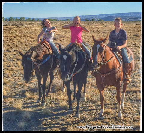 Family-trail-ride