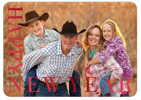 Happy New Year from Cowpoke Corner
