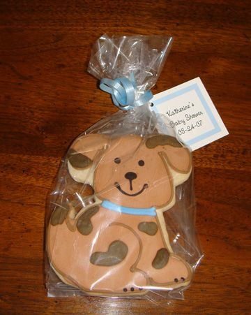 pup cookie